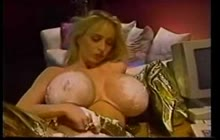 Monster Jugged Woman Having A Messy Sex