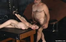 Bondage Blowjobs 74 s5 with Dia