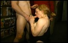 French whore Sharon FFM anal threesome