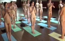 Naked Yoga!