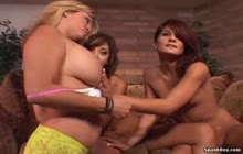 Horny Girls At Play s1 with Audrianna Ange, Dahlia Denyle and Sindee Coxx
