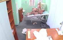Horny patient wants doctor's dick