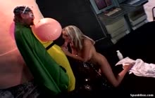 The Adventures Of Mammary Man s1 with Bridgette Monroe and Brian Surewood