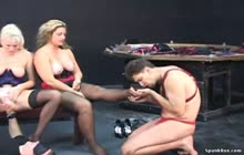 Female Domination Times Two 760