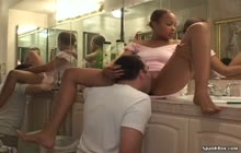 Inner City Sluts s2 with Candice Jackson