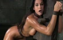 Hot Mom tied up and fucked hard
