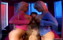 Never Ending Titty Wankers 1 s2 with Candy Manson and Tiffany Price