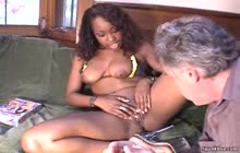 Pussyman Amateur Home Videos All Black Edition s1 with Angel Eyes