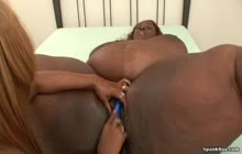 Lesbian BBBW 15 s1 with Lady Seductressxxx and Ms. Cleo
