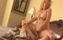 Karen Summer getting fucked and facialized