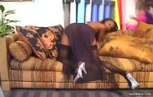 Black Glamour Girls 1 s3 with Dick Nasty