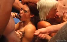 The American Cocksucking Championship 5 s2 with Layla Jade and Vivian Valentine